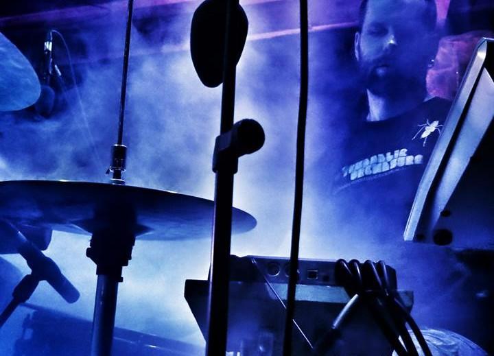 Release Konzert für die Band Psychedelic Orchestra Technik Kontraschall